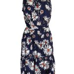Navy with Daisies - M/L
