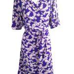 Purple w/ Daisies